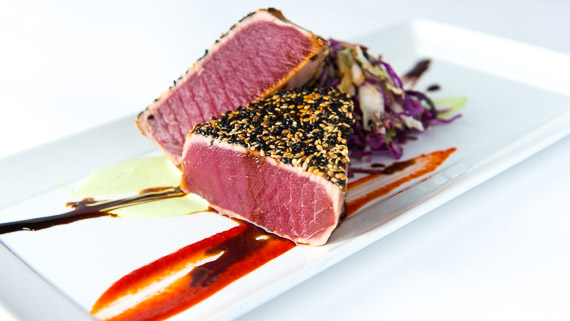 Yellow Fin Tuna - Tonys Cincy