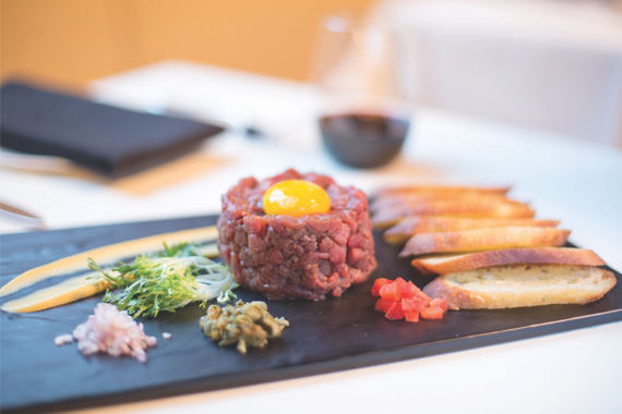 Tony's of Cincinnati – Rassati Steak Tartare