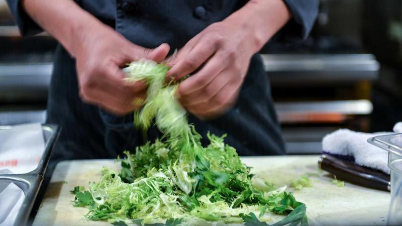 Salads at Tonys